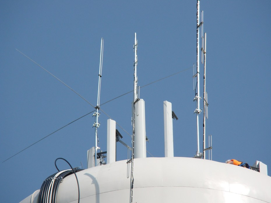 Antenna at Crane Repeater